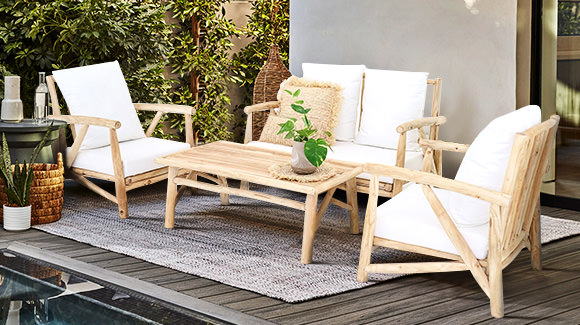 The Teak Branch Collection
