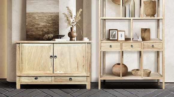 Charming Reclaimed Timber