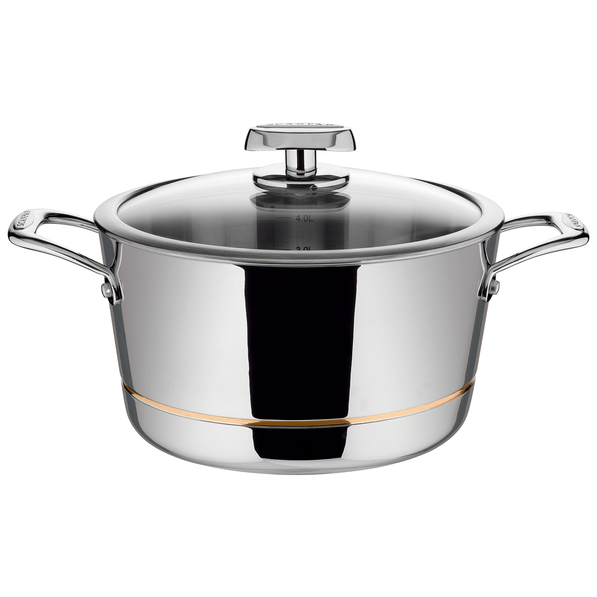 Scanpan Axis 24cm Dutch Oven with Lid