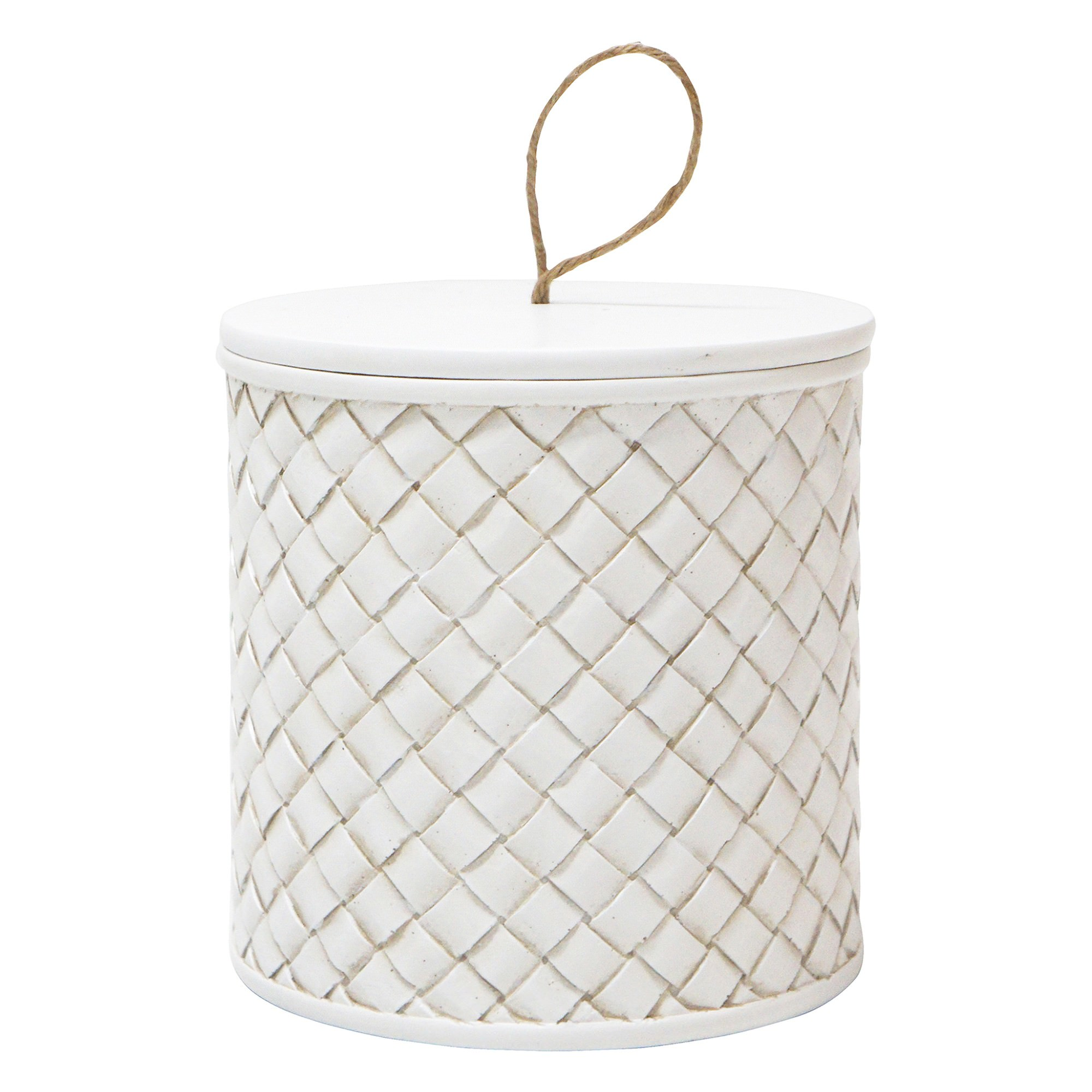 Rawlins Decorative Canister, Large