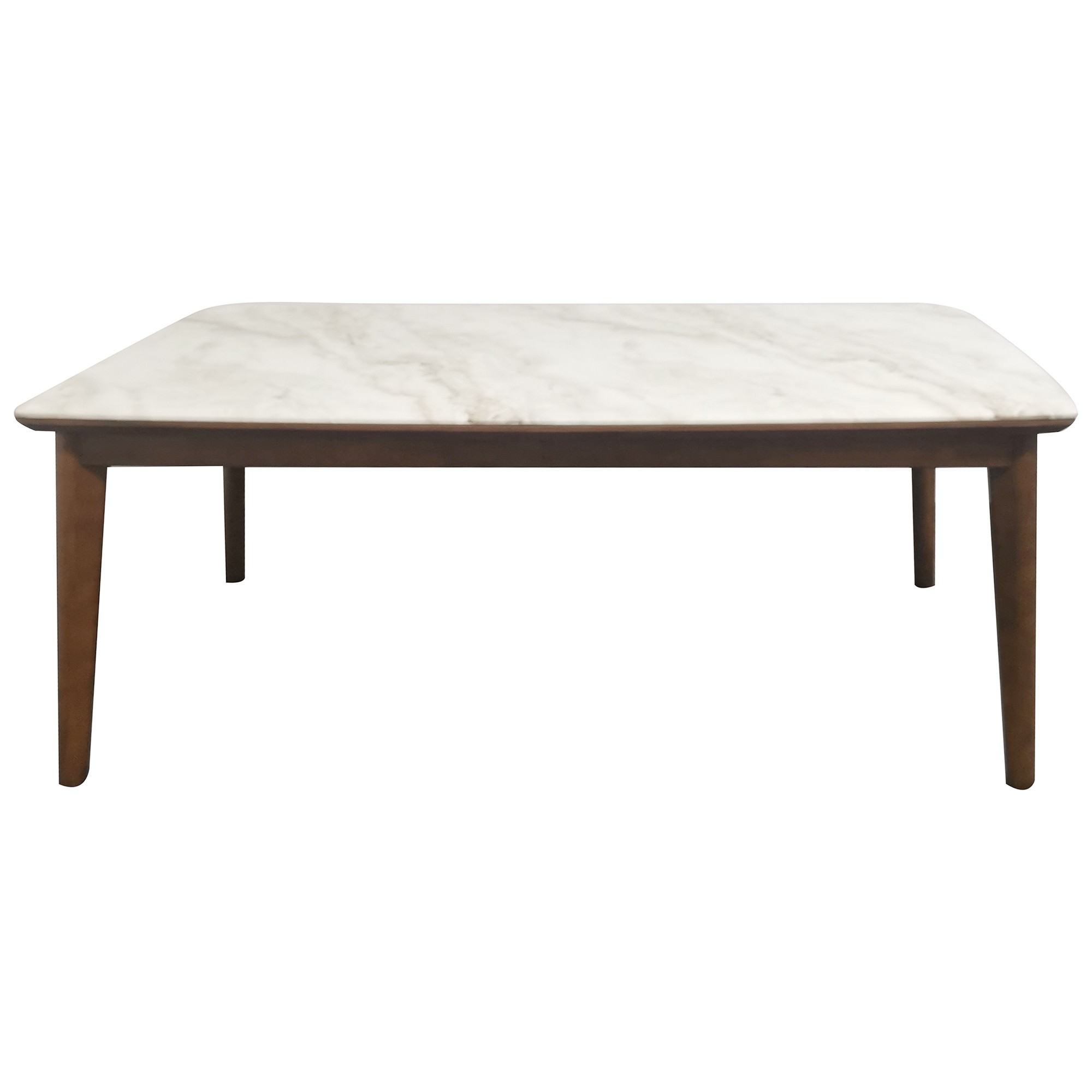 Coscona Stone Top Modern Dining Table, 180cm