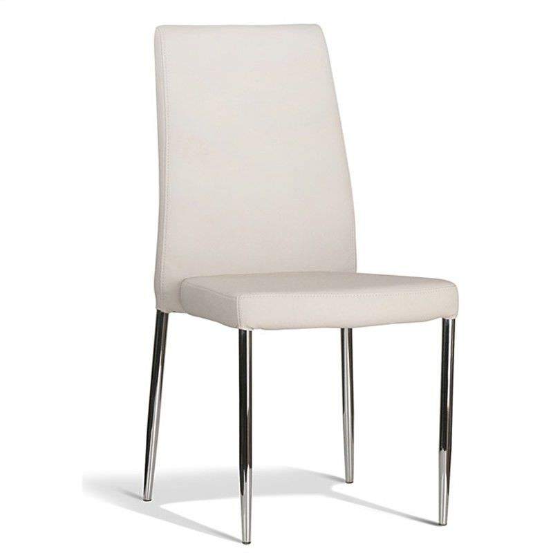 Bailey Commercial Grade Chair - Off White