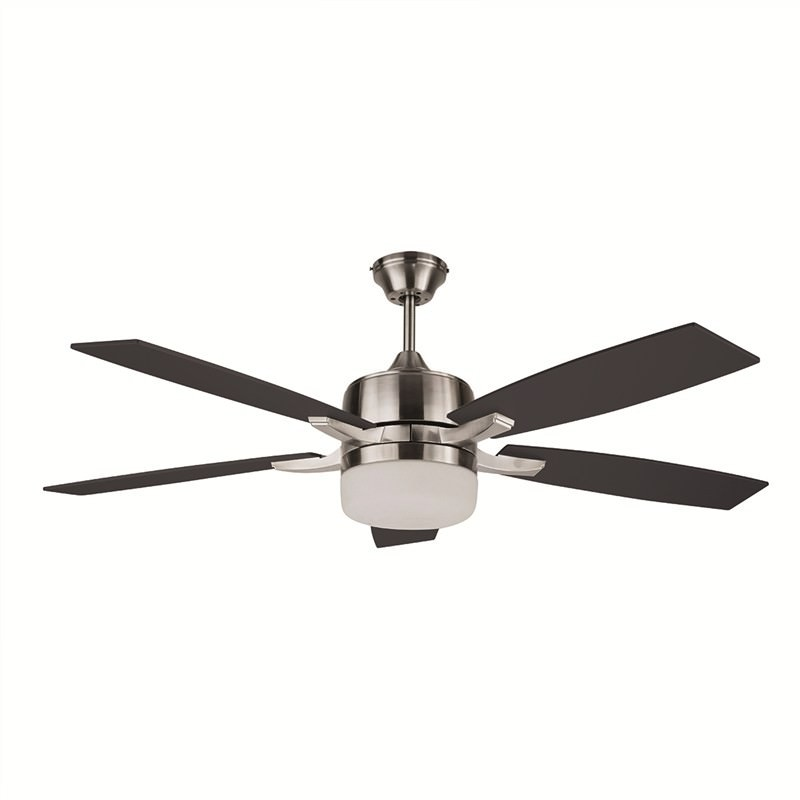 Chinook 52 Inch 5 Blades Ceiling Fan with Light