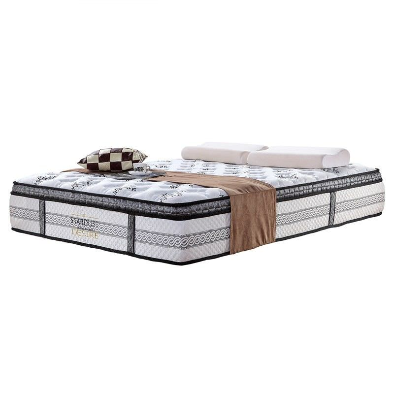 Stardust Desire Firm Mattress with Pillow Top, Double
