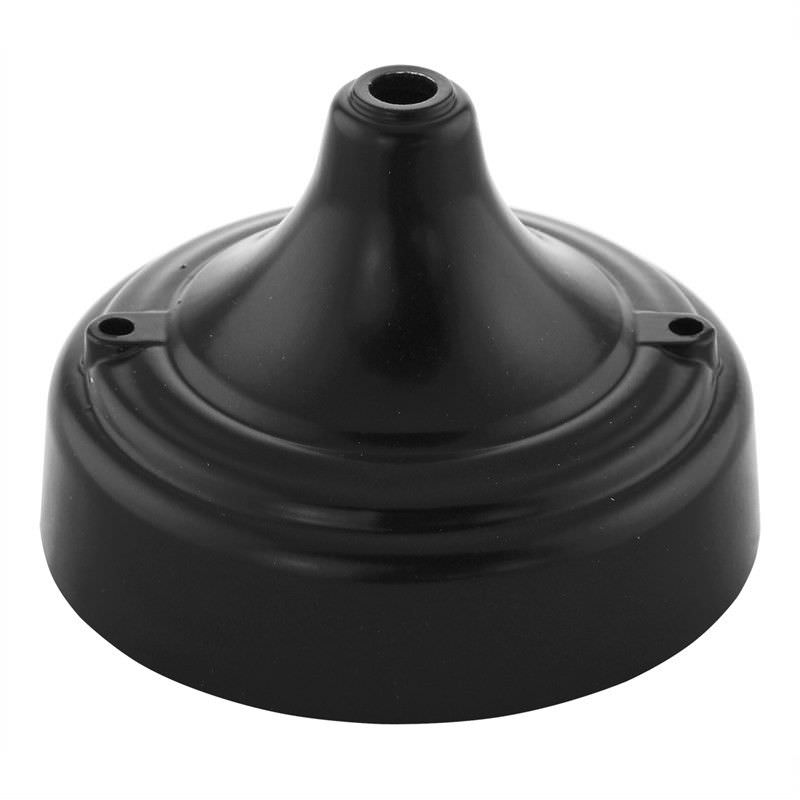 Replacement Close-to-Ceiling Base - Black