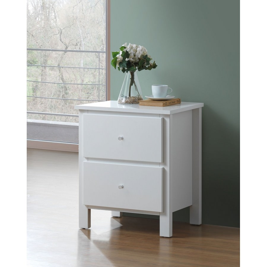 Brodie Wooden Bedside Table