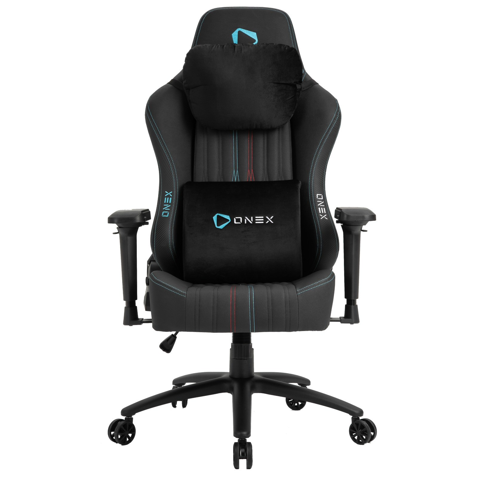 ONEX FT-700 France Tournament Special Edition Gaming Chair, Black / Blue