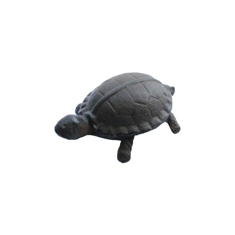Cast Iron Tortoise Paper Weight, Small