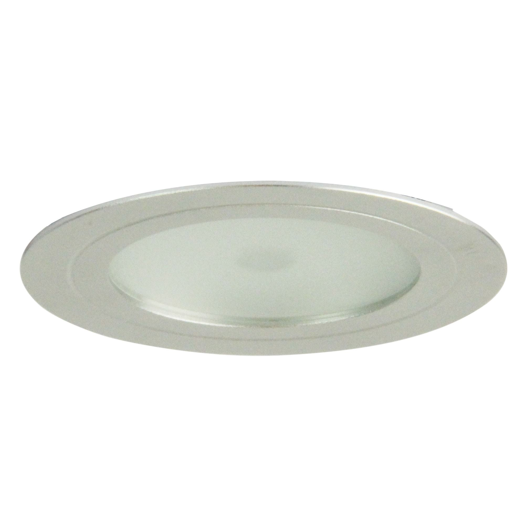 Magro LED Recessed Cabinet Downlight, Silver (UA4510SIL)