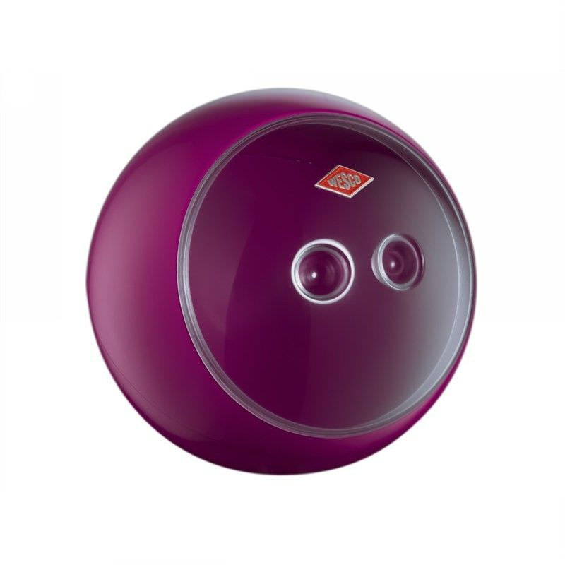 Wesco Spacy Ball Steel Storage Container - Lilac
