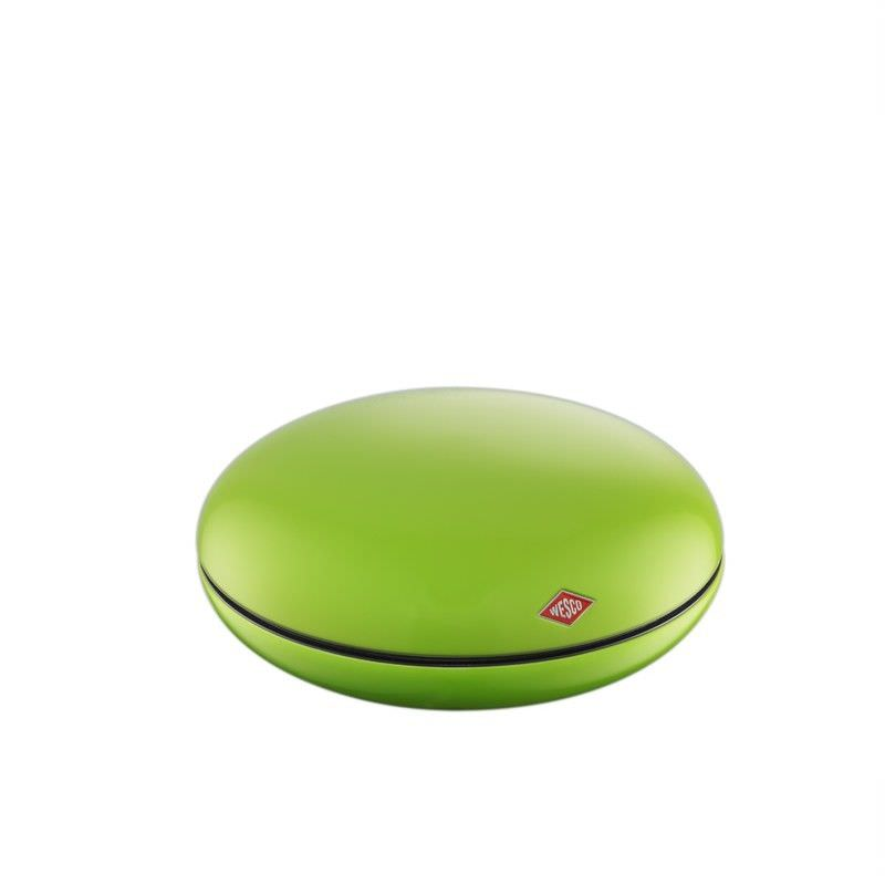 Wesco Peppy Can Steel Storage Box - Lime Green