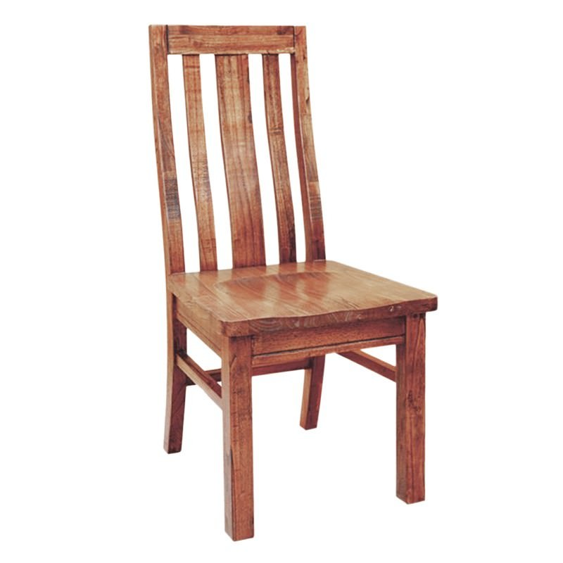 Cooper Mountain Ash Timber Dining Chair, Timber Seat