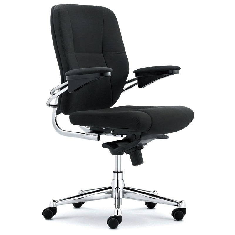 Luxury PU Leather Executive Office Chair