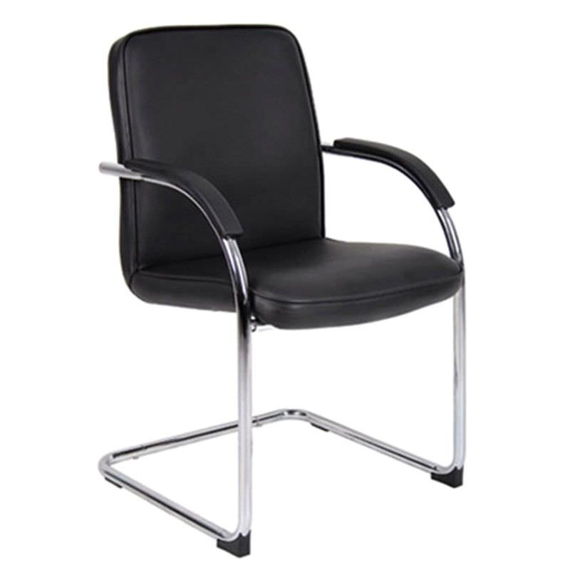 Monaco PU Leather Visitor Chair