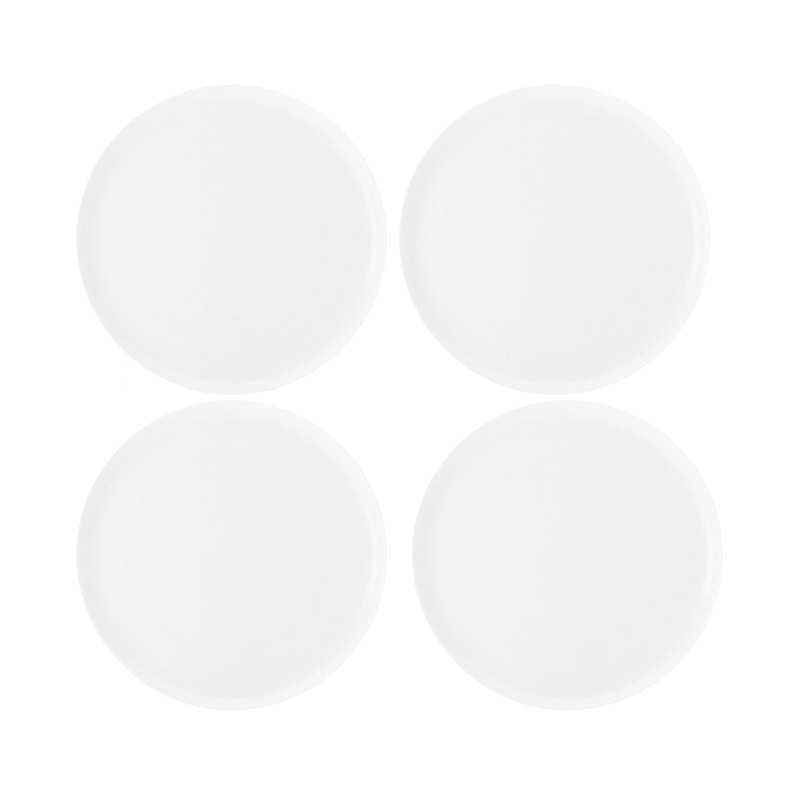 Marc Newson by Noritake Set of 4 Fine Bone China Bread and Butter Plates