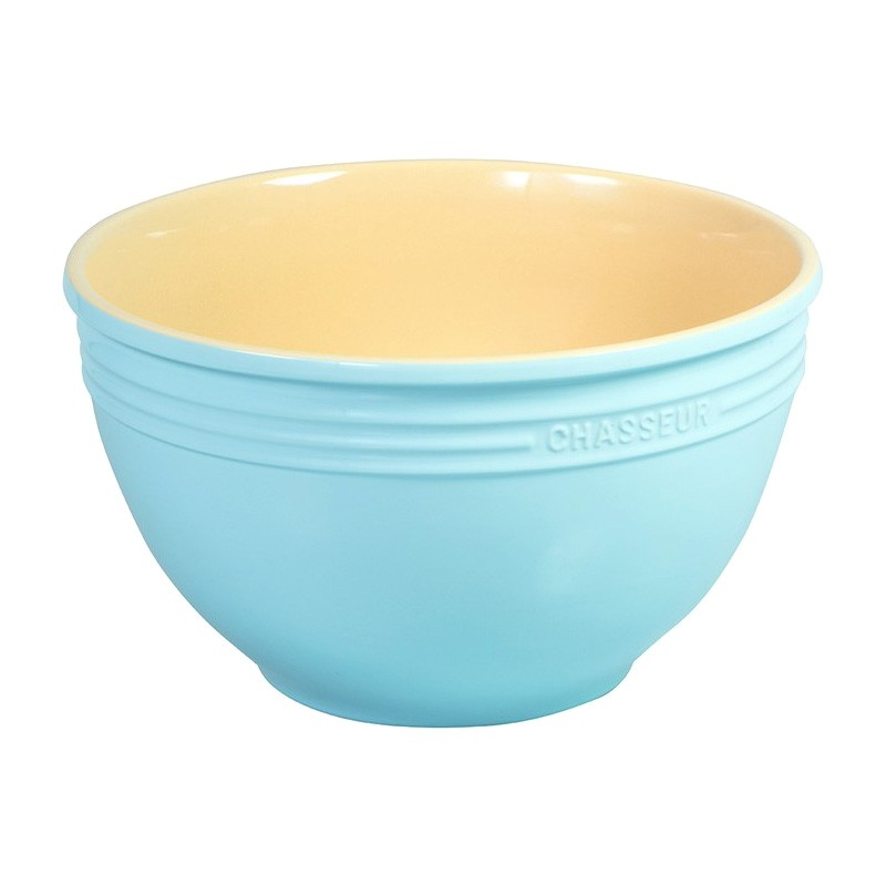 Chasseur La Cuisson Mixing Bowl, Small, Duck Egg Blue