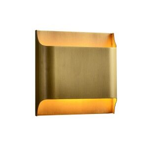 Replica Leclerc Wall Sconce, Large, Bronze