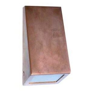 Coogee Copper IP54 Outdoor Wall Light