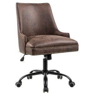 Holroyd PU Leather Retro Office Chair