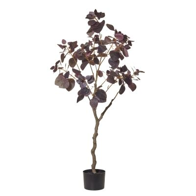 Potted Artificial Smoke Leaf Tree, 150cm