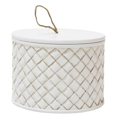 Rawlins Decorative Canister, Small
