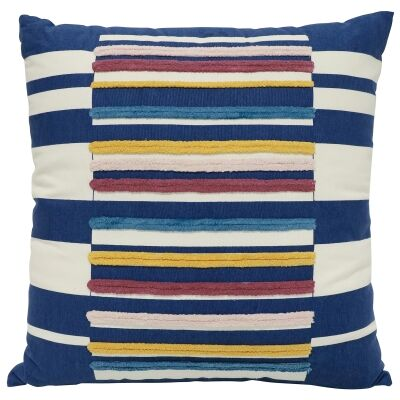 Marc Embroided Cotton Scatter Cushion