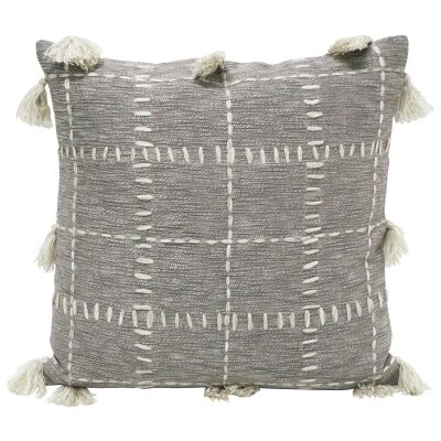 Khana II Embroidered Cotton Scatter Cushion