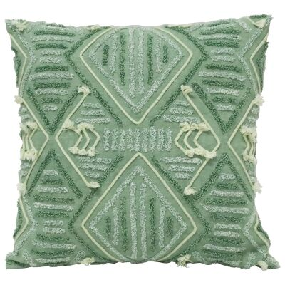Tsana Embroidered Cotton Scatter Cushion