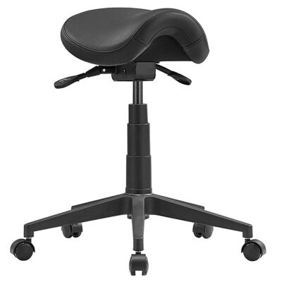 Cad PU Leather Industrial Stool