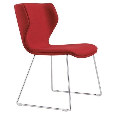Dell Fabric Breakout Chair, Red