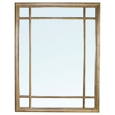 Parco Resin Frame Wall Mirror, 110cm