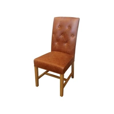 Milford Leather Dining Chair