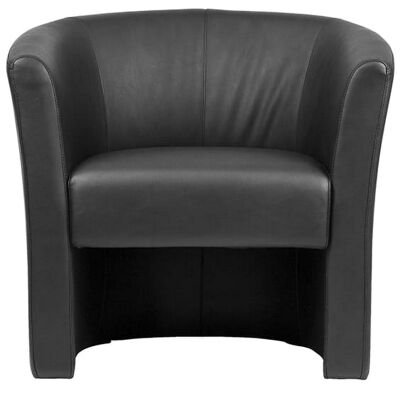 Orion PU Leather Tub Chair