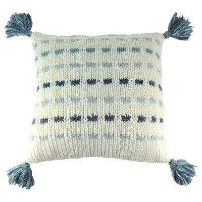 Andreas Knitted Scatter Cushion