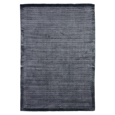 Luxe Hand Loomed Spotted Rug, 160x230cm, Storm