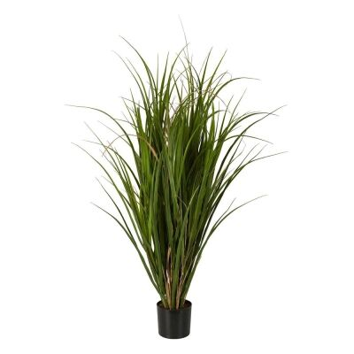 Potted Artificial Reed, 95cm