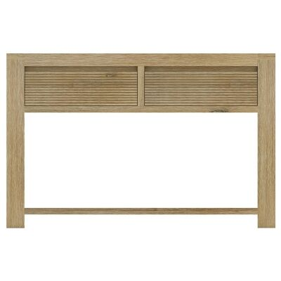 Chatsbury Acacia Timber Console Table, 120cm