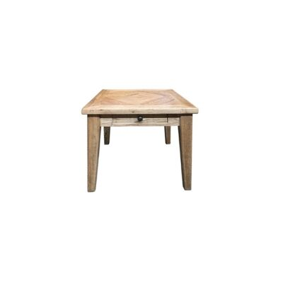 Ardentes Oak Timber Lamp Table