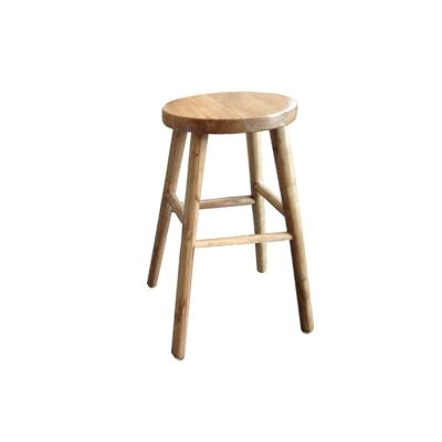 Lavialle Oak Timber Counter Stool, Natural