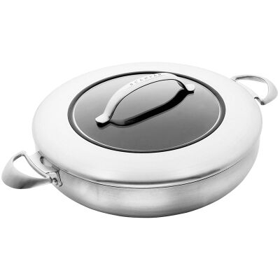 Scanpan CTX Commercial Grade Non-stick 32cm Chef Pan with Lid