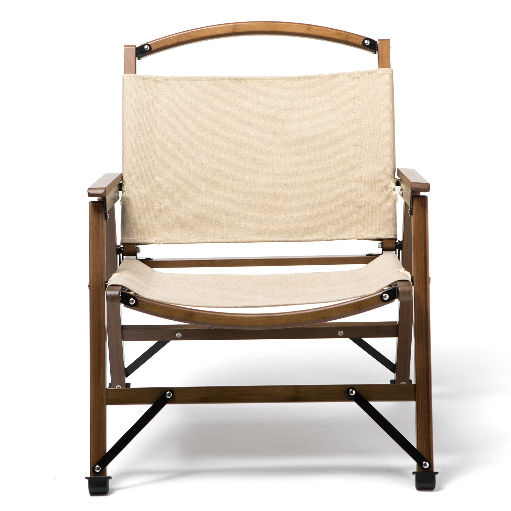 Longster Foldable Outdoor Camp Chair, Khaki