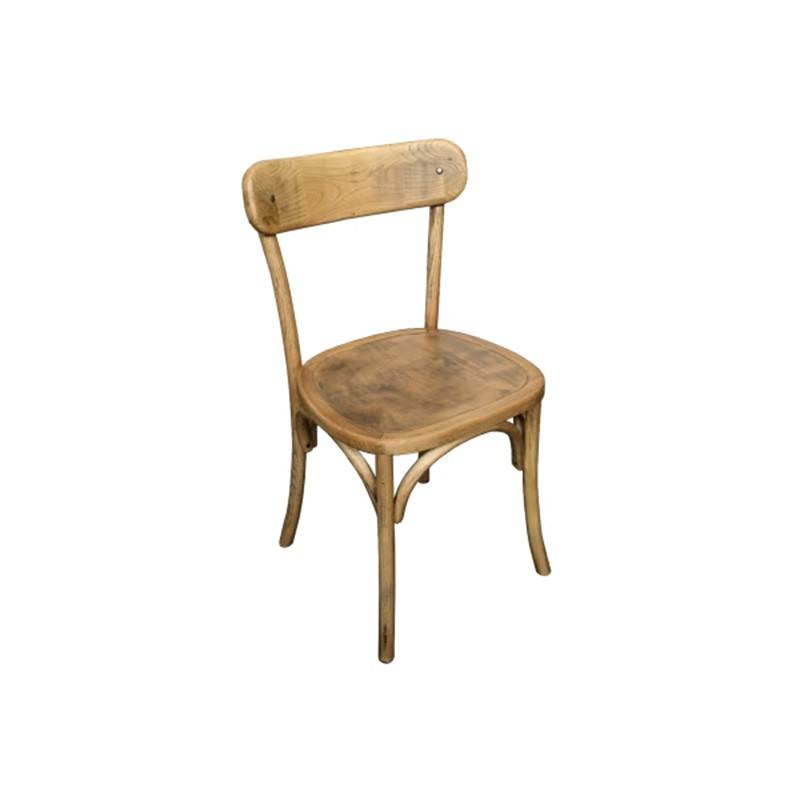 Loreux Timber Dining Chair, Natural