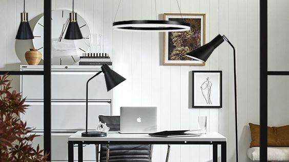 Ideas & Inspiration To Design Your Home Office