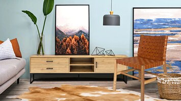 RELAXED FURNISHINGS