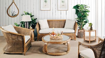 SOPHISTICATED RUSTIC TREND
